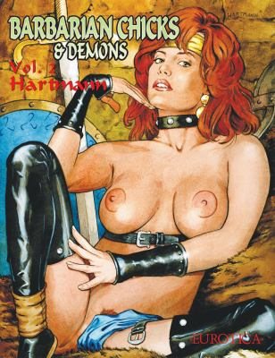 Barbarian Chicks & Demons Vol. 2 9781561635740