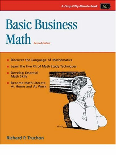 Basic Business Math (Revised) 9781560524489