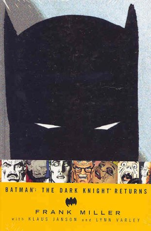 Batman: The Dark Knight Returns 9781563893421