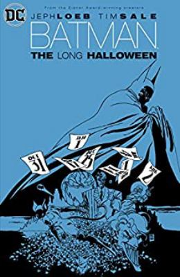 Batman: The Long Halloween 9781563894695