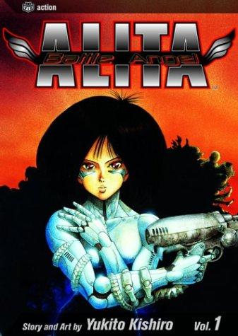 Battle Angel Alita, Vol. 1 9781569319451