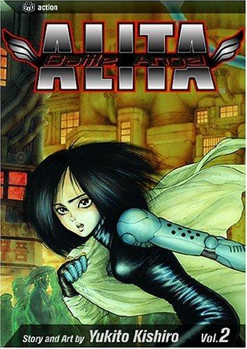 Battle Angel Alita, Volume 2: Tears of an Angel 9781569319512