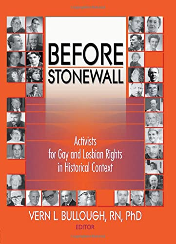 Before Stonewall 9781560231936