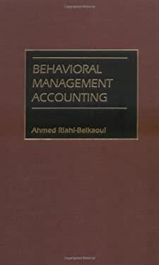 Behavioral Management Accounting 9781567204438