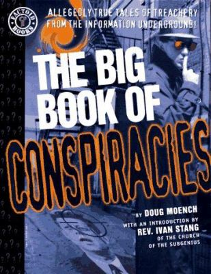Big Book of Conspiracies 9781563891861