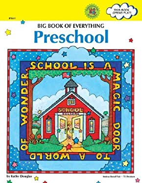 Big Book of Everything, Preschool 9781568222035