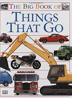 Big Book of Things That Go 9781564584625