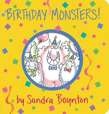 Birthday Monsters! 9781563054433