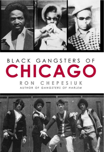 Black Gangsters of Chicago 9781569803318