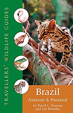 Brazil: Amazon and Pantanal 9781566565936