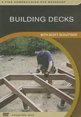 Building Decks 9781561589050