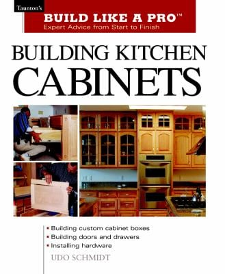 Building Kitchen Cabinets 9781561584703