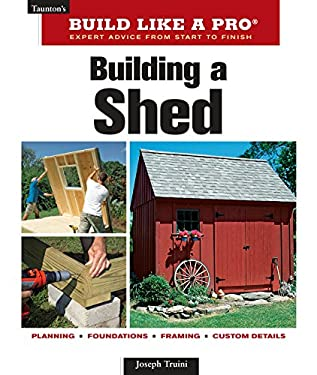 Building a Shed 9781561589661