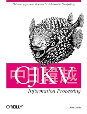 CJKV Information Processing 9781565922242