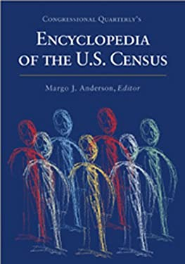 CQ's Encyclopedia of the United States Census 9781568024288