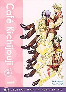 Cafe Kichijouji de 1 9781569709498