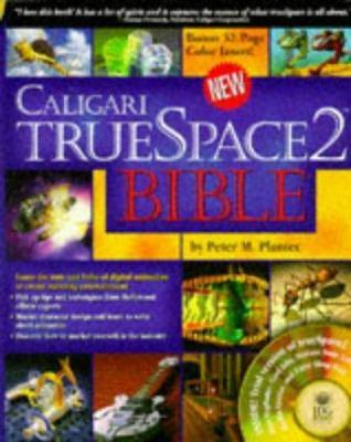 Caligari Truespace Bible with CD-ROM 9781568848419