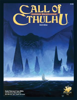 Call of Cthulhu: Horror Roleplaying in the Worlds of H.P. Lovecraft 9781568821818