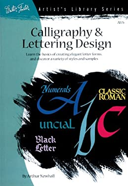 Calligraphy & Letter Design 9781560100317