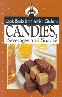 Candies: Cookbook from Amish Kitchens 9781561482023