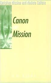Canon and Mission