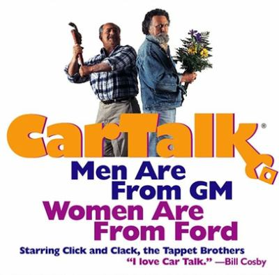 Men Are from GM, Women Are from Ford 9781565115620