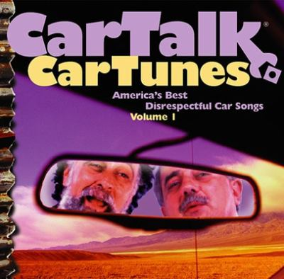 Car Talk Car Tunes: CD 9781565116610