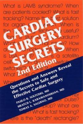 Cardiac Surgery Secrets 9781560535874