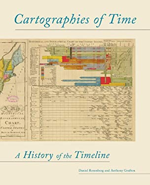 Cartographies of Time: A History of the Timeline 9781568987637