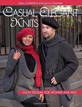 Casual Elegant Knits: Classy Designs for Men and Women 6989437