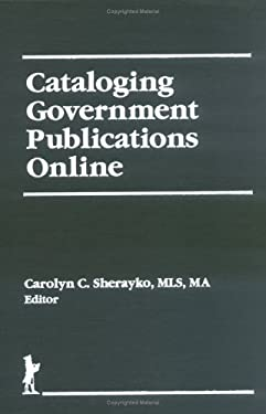 Cataloging Government Publications Online
