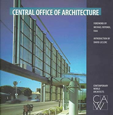 Central Office of Architecture 9781564964076
