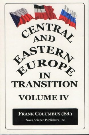 Central and Eastern Europe in Transition 9781560729327
