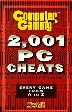 Cgw 2,001 PC Cheats 9781566867191