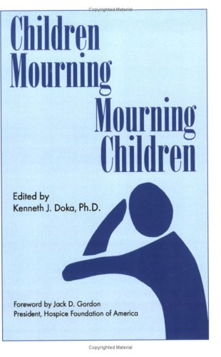 Children Mourning, Mourning Children 9781560324478