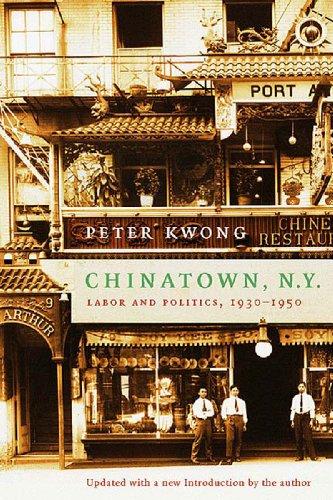 Chinatown, New York: Labor and Politics, 1930-1950 9781565846401