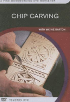 Chip Carving 9781561588954