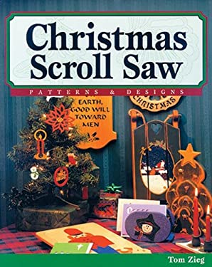 Christmas Scrollsaw Patterns and Designs 9781565230934