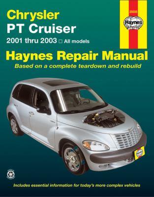 Chrysler PT Cruiser Automotive Repair Manual 9781563924767