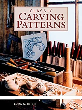 Classic Carving Patterns 9781561581733