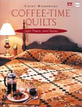 """Coffee-Time Quilts """"Print on Demand Edition"""""""