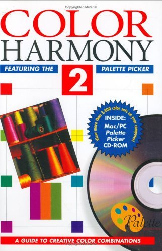 Color Harmony -Op/104 [With CDROM] 9781564964014