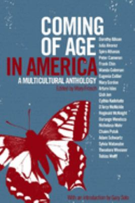 Coming of Age in America: A Multicultural Anthology 9781565841475