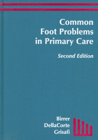 Common Foot Problems in Primary Care 9781560532224