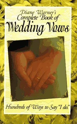 Complete Book of Wedding Vows 9781564142375