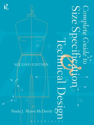Complete Guide to Size Specification and Technical Design [With CDROM] 9781563678233