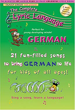 Complete Lyric Language German [With 24-Page Lyric Book] 9781560153061