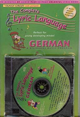 Complete Lyric Language German [With 24-Page Lyric Book] 9781560153214
