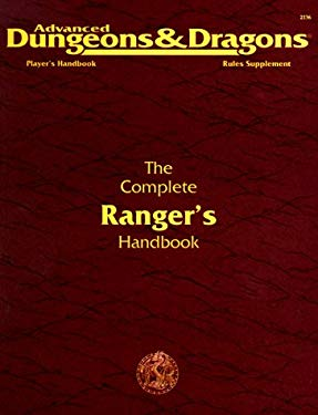 Complete Ranger's Handbook, Phbr11: Advanced Dungeons and Dragons Accessory 9781560766346