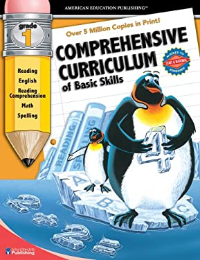 Comprehensive Curriculum of Basic Skills, Grade 1 9781561893683